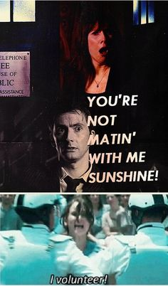 I always thought Donna was crazy for saying that, though she is my favorite companion by far.