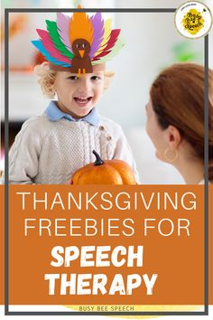 Check out this Thanksgiving speech therapy freebie along with a roundup of several more from around the blogosphere!
