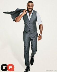 Idris Elba - Google+