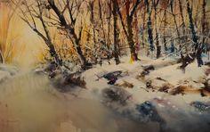 Roland Palmerts - Artiste peintre - Jour par Jour