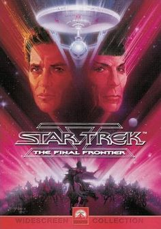 Image result for Star Trek V: The Final Frontier