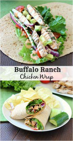 Buffalo Ranch Chicke