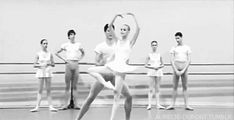 samithedancer: the-red-pointeshoes: aurelie-dupont: Paris Opera Ballet School partnering class Wow! They make it look so easy…