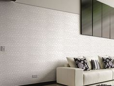 Modulare 3D Wandverkleidung aus Kunststein für Innen/Außen DAKAR by BIOPIETRA®