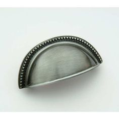 Savannah Antique Pewter Cup Pull