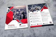 Business Flyer by Creative Idea on @creativemarket