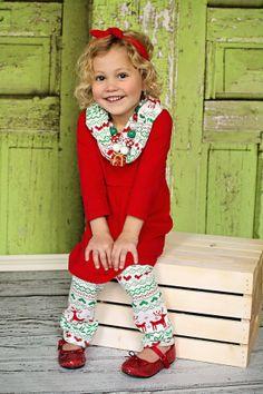 wholesale childrens clothingboutique christmas clothing