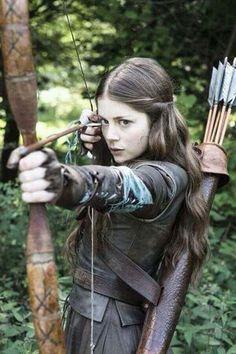 My arrow my law