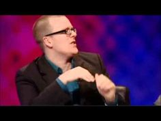 Frankie Boyle goes off on a tangent that in the end has everyone laughing so hard their stomachs hurt. Frankie Boyle, Mock The Week, Ice Fishing, Laughing So Hard, Comedians, Laughter, It Hurts, Comedy, Funny