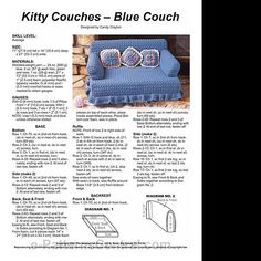 Discover recipes, home ideas, style inspiration and other ideas to try. Chat Crochet, Crochet Cat Toys, Crochet Home, Crochet Animals, Crochet Crafts, Crochet Baby, Free Crochet, Crotchet, Loom Knitting