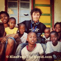 #JAMAICA #Kingston #TrenchTown #CultureYard Behind the Scenes of KissFromTheWorld.com -