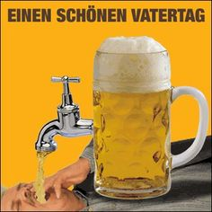 Beer, Mugs, Tableware, Germany, Crowns, Fathers Day Pics, Fathers Day Sayings, Mother's Day, Merry Christmas Gif