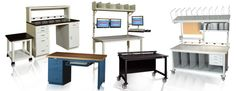Workplace manufactures workstations, workbenches, laboratory furniture