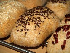 Pieczenie chleba i inne przepisy: Bułki orkiszowe na piwie