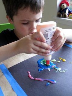 kids crafts by angelycec