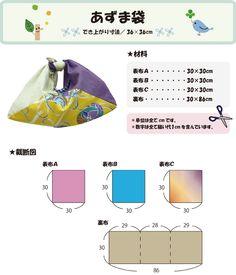 Tutorial azuma  http://www.jaguar-net.co.jp/products/work/azuma.htmlあずま袋