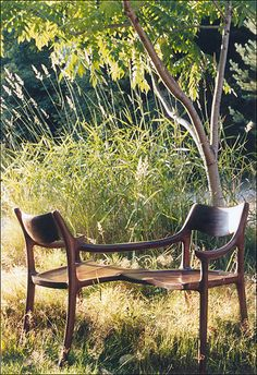 Face To Face Conversation Chair