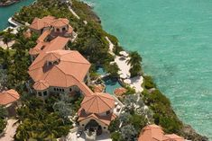 I'm sure most of you have seen this extraordinary home before, but some of you may have not, considering we never did a post on it until now. The lavish tropical estate, dubbed Emerald Cay, is located