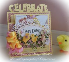 Sweeet Designs By Cheryl: Celebrate Easter