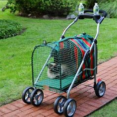 Kittywalk SUV Dog Cat Pet Stroller - KWPS700SUV