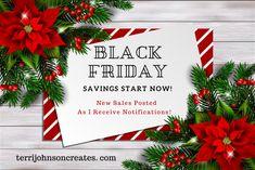 Let the Savings Begin! Tremendous Black Friday Savings Start Now!