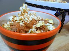 Dramatic and a hot mess! I was so super excited to make it because who doesn't love buttery, sa. Popcorn Snacks, Popcorn Recipes, Cravings, Sweet Treats, Breakfast, Desserts, Beans, Food, Morning Coffee