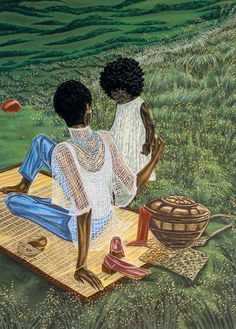 Toyin Ojih Odutola is a visual artist living and working in New York. Vincent Van Gogh, Painting Inspiration, Art Inspo, Black Art Painting, Afro Art, Black Artists, New Artists, African American Art, American Artists
