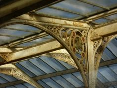 SPLENDOUR OF VICTORIAN IRONWORK