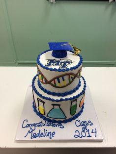 MTSU - Middle Tennessee State University Graduation - HomeStyle Bakery Antioch, TN