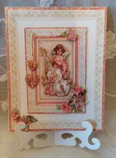 G45 Sweet Sentiments ATC cards - Anne Rostad