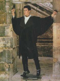 Simon Le Bon - Arcadia, doorway