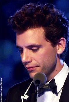 Mika killing with his gaze