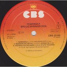 Bruce Springsteen - Nebraska