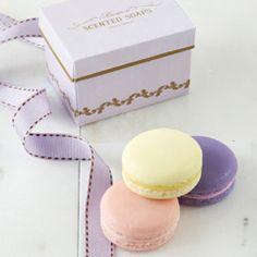Macaron Soaps Gift Box TW9781