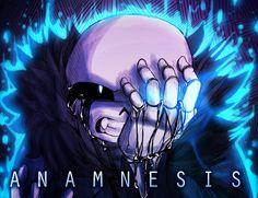 ANAMNESIS by GolzyBlazey || GZ sans