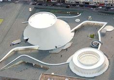 Le Volcan, scène nationale - Le Havre (Oscar Niemeyer, Dominique Deshoulières)