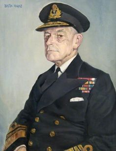 Vice Admiral Sir Arthur Dowding