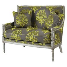 """Check out this item at One Kings Lane! Balboa 52"""" Settee"""