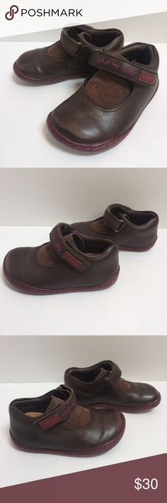 9dcbb7dfa Camper Peu Brown Leather & Suede Shoes Size 23/7.5 Camper Peu style shoes  size