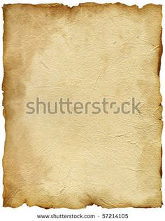 old paper sheet - stock photo 57214105