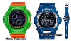 "Nowa kolekcja zegarków Casio G-Shock ""Love The Sea And Earth"""