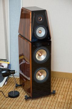 RMAF12: Mad for Joseph Audio, Bel Canto, VPI and Sound-Smith | Confessions of a Part-Time Audiophile High End Speakers, Music Speakers, Sound Speaker, High End Audio, Wireless Speakers, Audiophile Speakers, Stereo Amplifier, Hifi Audio, Subwoofer Box