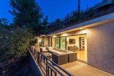 Classic '56 Mid-Century Modern Post-and-Beam 7300 Caverna Drive Los Angeles, CA 90068