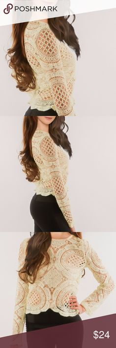 ⭐️ Georgia Top Feminine and flattering top to pair with leggings, denim, and/or skirt.  * scallop trimmed hemline * zipper closure, fully unzips for that fitted and flattering waistline * polyester * also available in pink; also available legging pictured with tops in black and beige * bundle for a great deal Tops