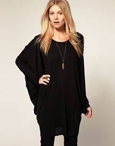 Enlarge ASOS Oversized Tunic Top