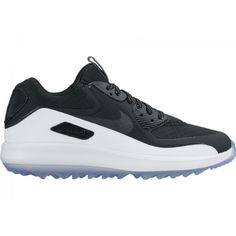 huge selection of 344a9 84f29 Nike Air Zoom 90 IT 001 Black White Golf Shoe from  golfskipin The Nike
