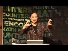 Math Encounters -- Symmetry, Art, & Illusion -- Scott Kim (Presentation)