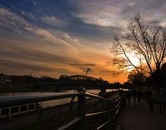 Krakow, New Work, Behance, Celestial, Sunset, Gallery, Check, Photography, Outdoor