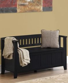Avery Entryway Bench, Direct Ships for just $9.95