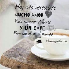 Lunes, café